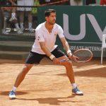 Hans Podlipnik se instala en semifinales de dobles en Alemania