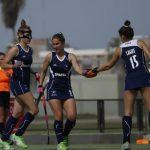 """Las """"Diablas"""" golearon a Perú por la Ronda 1 de la Hockey World League Femenina"""