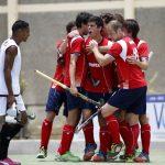 Chile derrotó a Venezuela por la Ronda 1 de la World League de Hockey Césped Masculino