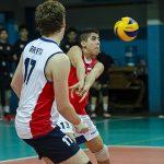 Chile cayó ante Argentina en el Sudamericano Sub 21 de Volleyball Masculino