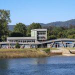 Este viernes se inauguró el Centro de Alto Rendimiento de Valdivia