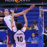Selección Chilena de Volleyball Masculino jugará torneo internacional en Santiago