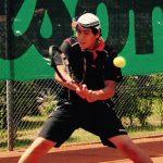 Alejandro Tabilo cayó en semifinales de dobles del Futuro 2 de Ecuador
