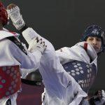 Ignacio Morales se prepara para participar en el Mundial de Taekwondo