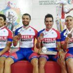 Chile suma dos medallas en el Panamericano de Ciclismo en Pista
