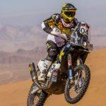 Pablo Quintanilla buscará ser campeón mundial de rally cross country en Marruecos