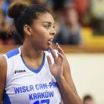 Wisla Can-Pack de Ziomara Morrison cayó en su debut por la Euroliga de Básquetbol