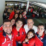 Chile cayó en primera ronda de la competencia por equipos del Mundial de Karate
