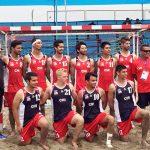 Team Chile de Balónmano Playa espera subir al podio en Iquique
