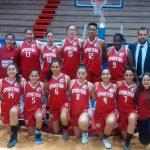 Universitarios de Chile y Sportiva Italiana luchan por el liderato de la Liga Nacional Femenina de Básquetbol