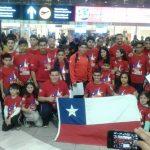 Chile logró el cuarto lugar en el Panamericano de Kickboxing