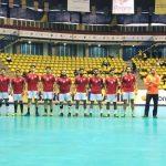 La Roja de Handball sumó su segundo triunfo en el Torneo 4 Naciones de Brasil
