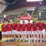 Este martes comenzó la participación chilena en los sudamericanos cadete y menores de handball
