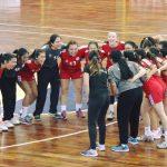 Selecciones cadetes sumaron su segundo triunfo en el Sudamericano de Handball