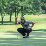 Matías Calderón comienza su carrera como golfista profesional