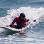 Selección Chilena se prepara para el Mundial de Surf Adaptado