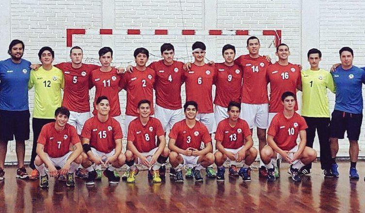 Chile Cadetes Varones Handball