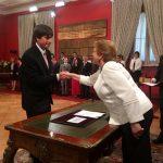 Pablo Squella es el nuevo ministro del deporte