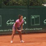 Fernanda Brito lidera el avance chileno a cuartos de final de dobles de la Copa Las Condes