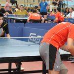 Manuel Echaveguren sumó el cuarto oro nacional en el Chile Open de Tenis de Mesa Paralímpico