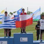 Pentatletas nacionales obtuvieron cinco medallas en el Sudamericano Juvenil