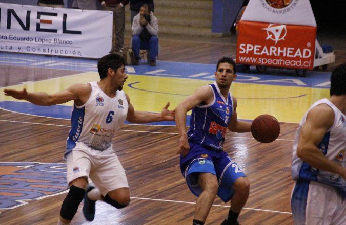 Osorno Básquetbol