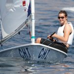María José Poncell gana medalla de oro en el velerismo de los Juegos Bolivarianos de Playa