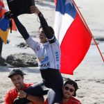 El surf chileno obtiene seis medallas de oro en los Juegos Bolivarianos de Playa