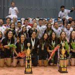 Ovalle Balonmano se tituló campeón en damas y varones de la Liga Nacional de Handball