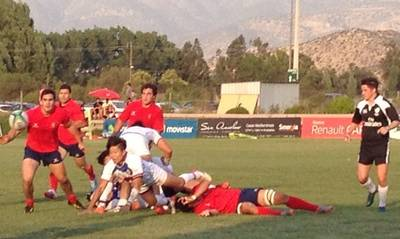 Chile Corea Rugby