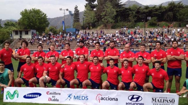 Selección Chilena Rugby