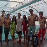 Pentatletas nacionales debutan este sábado en el Sudamericano Juvenil