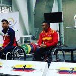 Chile ganó cinco medallas en el Colombia Open de Pesas Paralímpicas