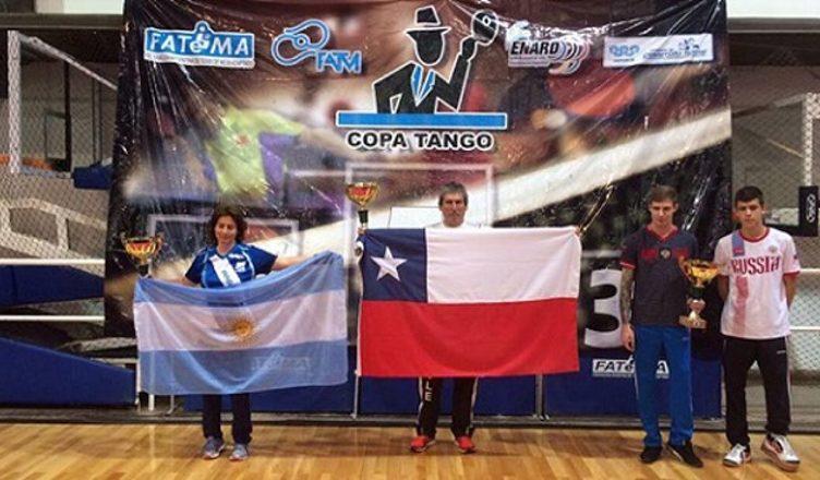 Chile Copa Tango 2016