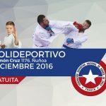 Deporteando: 2 al 8 de diciembre de 2016