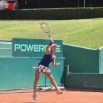 Ivania Martinich cayó en primera ronda de dobles del W15 de Sharm El Sheikh