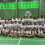 Chile sumó una medalla de oro en el Sudamericano de Badminton