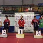 Chile ganó tres medallas de oro en el Costa Rica Open de tenis de mesa paralímpico