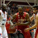 Los Leones y Osorno se mantienen al frente de las Conferencias de la Liga Nacional de Básquetbol