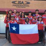 Chile obtuvo el tercer lugar en el Mundial de Surf Adaptado