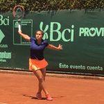 Bárbara Gatica avanzó en singles y dobles del ITF de Antalya