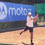 Alejandro Tabilo cayó en primera ronda de dobles del Futuro 1 Canadá