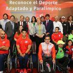 Presidenta Bachelet promulgó la Ley del Deporte Paralímpico y Adaptado