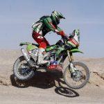 Patricio Cabrera aspira a terminar una nueva edición del Dakar