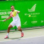 Christian Garin avanza en dobles y cae en singles del Challenger de Lyon