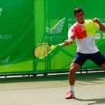 Christian Garin cayó en semifinales del Challenger de Bangkok 2