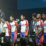 Edison Bravo fue el mejor ciclista nacional en la Vuelta a San Juan 2017