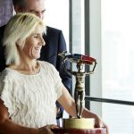 Maratón de Santiago instauró premio en honor a Erika Olivera