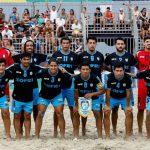Deportes Iquique se quedó con el tercer lugar de la Copa Libertadores de Fútbol Playa