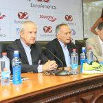 Este jueves se realizó el lanzamiento del Saucony Santiago 21K By EuroAmerica
